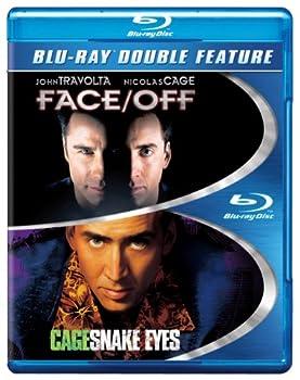 Face off/Snake Eyes  DVD   DBFE  [Blu-ray]