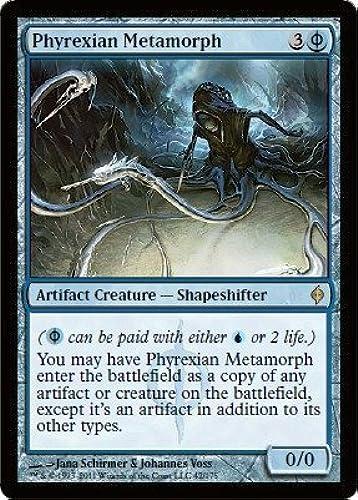 las mejores marcas venden barato Magic  the Gathering - Phyrexian Metamorph - New New New Phyrexia - Foil by Magic  the Gathering  ahorra 50% -75% de descuento