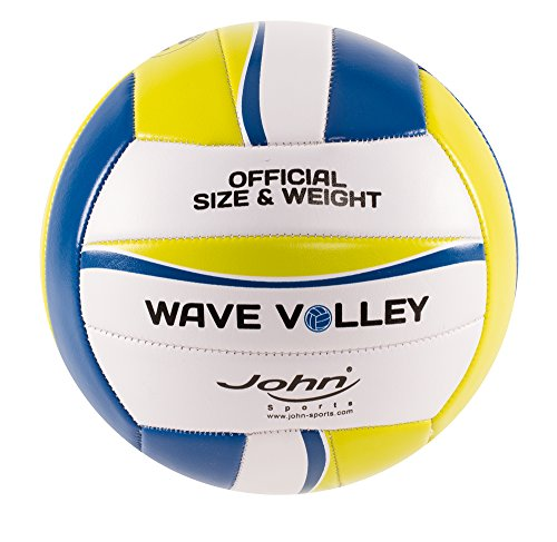 John 52804 Volleyball, Weiß