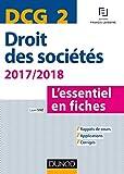 DCG 2 - L'essentiel en fiches (2017-2018)