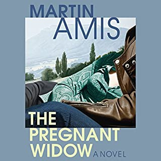 The Pregnant Widow audiobook cover art