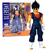 Dragon Ball Z Dragonball Figure Super Saiyan Son Goku Vegetto Vegeta Trunks PVC Figure Toy Saiyan Space Pod-VEGETTO