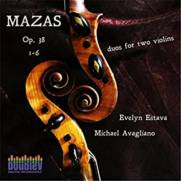 Mazas: Duos for Two Violins, Op. 38, 1-6