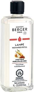 Lampe Berger Fragrance, 33.8 Fluid Ounce, Sweet Pear