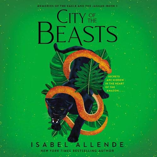 City of the Beasts cover art