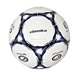 OPTIMUM Ballon de Foot Classico Optimum OPTIMUM Ballon de Foot Classico Football, Noir/Bleu, 3