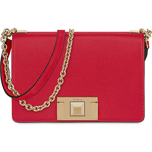 FURLA Borsa Donna mimì Mini Crossbody 1000671 Ruby