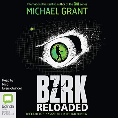 BZRK Reloaded cover art