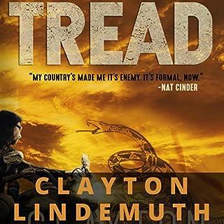 Tread audiobook cover art