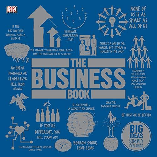 The Business Book cover art
