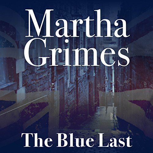 The Blue Last audiobook cover art