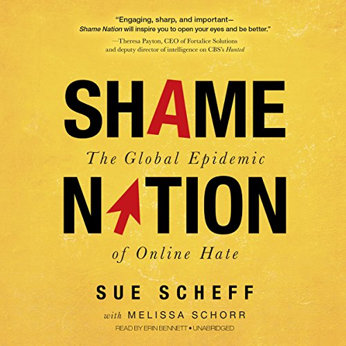 Shame Nation cover art