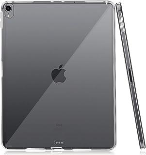 iPad Pro 11 2018 ケース SHINEZONE iPad Pro 11 2018 ソフトカバー 透明 TPU 耐衝撃 落下防止 防指紋 全面保護カバー【Apple Pencil にペアリングや充電は不可】