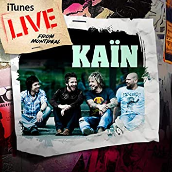 iTunes Live from Montreal (EP)