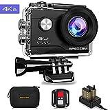 Apexcam 4K 16MP WIFI Action Camera Underwater 40M Waterproof Sports Camera Ultra HD