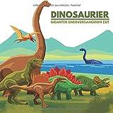 Dinosaurier: 50 einzigartige Dinosaurier Ausmalbilder für Kinder ab 6 Jahren
