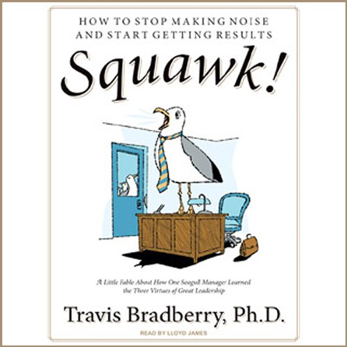 Squawk! audiobook cover art