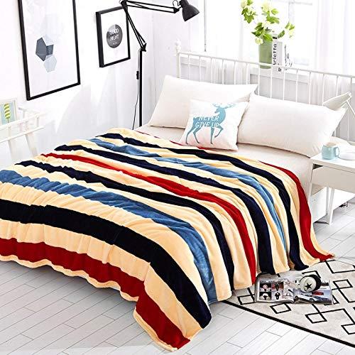 Decke Nap Decke Decke Flanell Decke Korallenvlies Decke Single Double Velvet Sheets Geschenkdecke, F_90 * 140