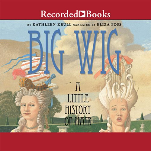 Big Wig audiobook cover art