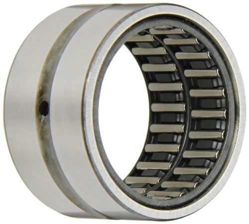 Ina Rnao35 X 45 X 26 Aiguille Cage de roulement à rouleaux, Acier, Open end, métrique, 35 mm ID, 45 mm OD, 26 mm de largeur, min Vitesse de rotation maximum