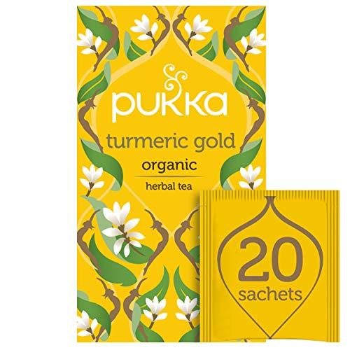 Pukka Turmeric Gold - Tisana 20 filtri