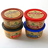 Cheese Spread Variety - 4 Pack...