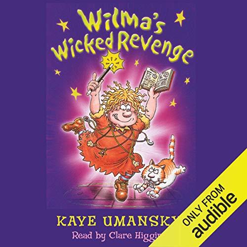 Wilma's Wicked Revenge audiobook cover art