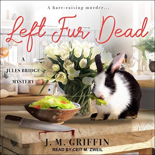Left Fur Dead audiobook cover art