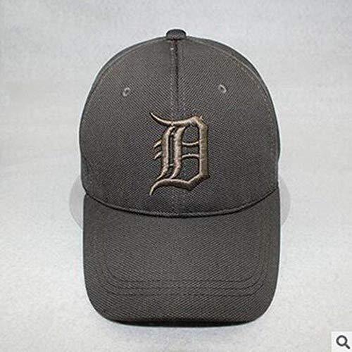 Soode - Cappellino da Baseball, da Uomo, con Protezione Solare, Stile Hiphop, da Donna Verde Militare