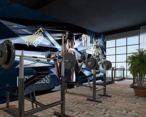 WGBHQ 3D Wallpaper Self-Adhesive Mural Sticker - Black Billiard Billiard Sexy Beauty Gym Family Living Room Bedroom Office Children Room Decoration Wallpaper Background Mural Moder(W)300x(H)210cm