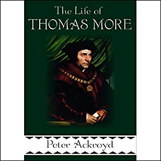 The Life of Thomas More audiobook cover art