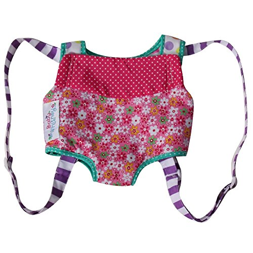 Baby Whitney Large Patchwork Front Carrier for Dolls or Stuffed Animals