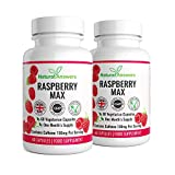 Raspberry Ketones Max Strength Weight Management 120 Capsules UK Manufactured from Natural Answers