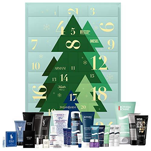 Douglas Männer Adventskalender 2020 -Wert 180€- idealer Beauty Pflege Advent Kalender für den Mann, Kosmetikkalender, 24 Herren Kosmetik Produkte