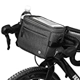 Selighting Fahrrad Lenkertasche Wasserdicht Fahrradtasche mit Regen Abdeckung