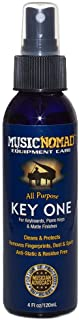 MusicNomad All Purpose One Cleaner, MIDI Keyboard Controllers, Keys, Digital Pianos & Matte Pianos, 4 oz (MN131)