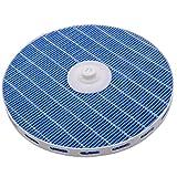 vhbw - Filtro de humidificación de aire para humidificador Philips HU5930/10, repuesto para Philips FY5156/10