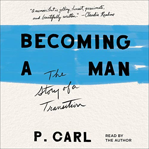 Becoming a Man Audiobook By P. Carl cover art