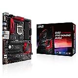 Asus ATX DDR Intel LGA 1151 SATA III (6Gbit/s) Gaming/Aura Motherboard (B150 PRO)