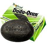 6x150g Dudu-Osun African Black Soap - Batch von 6 schwarzen Seifen von Tropical Naturals 150gr