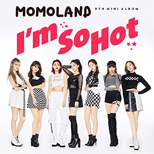 [Single]I'm So Hot – momoland[FLAC + MP3]
