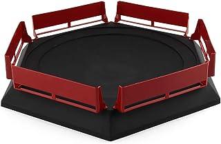 rongweiwang Metall gyroplatta arena hållbar attack strid duell snurrande strid toppplatta stadion strid barn leksak brista...