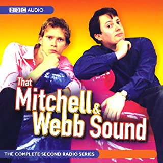That Mitchell and Webb Sound: Radio Series 2                   著者:                                                                                                                                 David Mitchell,                                                                                        Robert Webb                               ナレーター:                                                                                                                                 David Mitchell,                                                                                        Robert Webb                      再生時間: 2 時間  41 分     レビューはまだありません。     総合評価 0.0