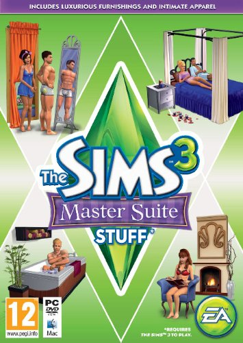 The Sims 3 Master Suite Stuff Game PC