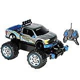Nikko 011543941736RC Jeep Wrangler Unlimited 1: 18, véhicule