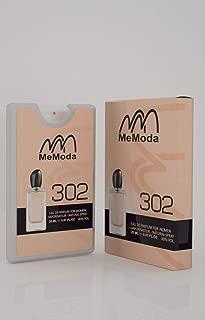 Memoda POCKET eau de parfum FOR WOMEN 20 ml / 0.67 fl.oz.TRAVEL SIZE… (302 impression of GIORGIO ARMANI SI)