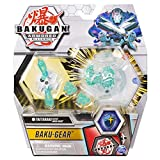 Bakugan Ultra, Haos Tretorous with Transforming Baku-Gear, Armored Alliance 3-inch Tall Collectible Action Figure…