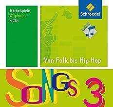 Songs von Folk bis Hip Hop Band 3: 4er-Box Original-CDs