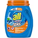 All Mighty Pacs Laundry Detergent 4 in 1 with Oxi