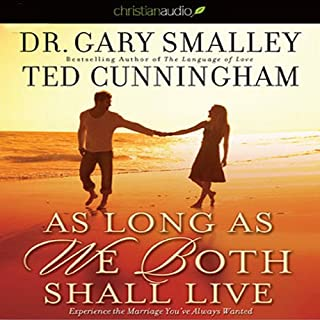 As Long as We Both Shall Live audiobook cover art